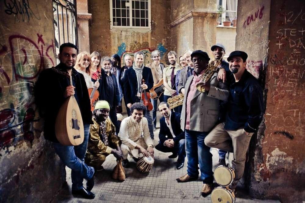 Orchestra di Piazza Vittorio Domenica 1 Novembre Chiese a Roma