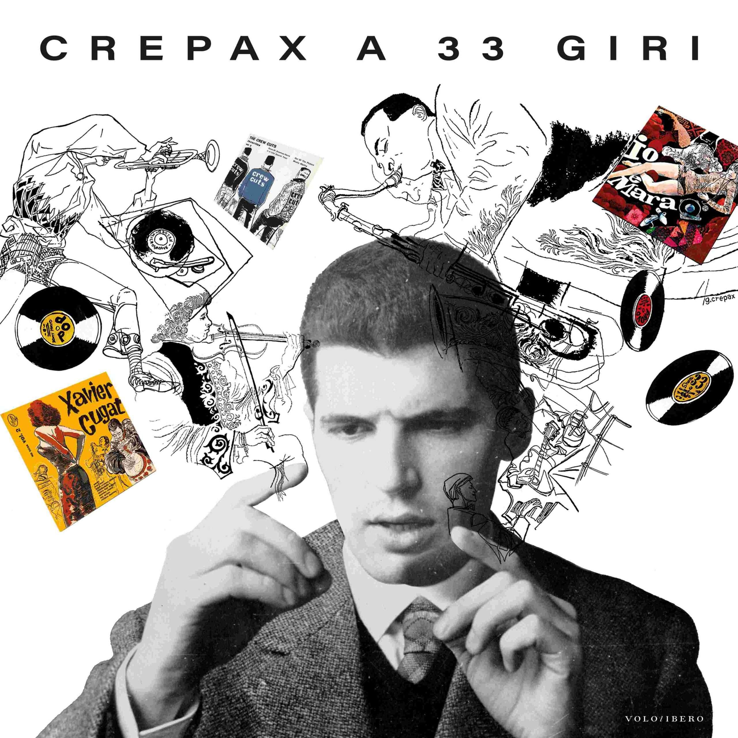 CREPAX A 33 giri