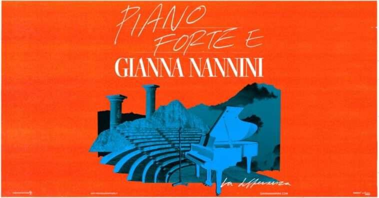 Gianna Nannini tour